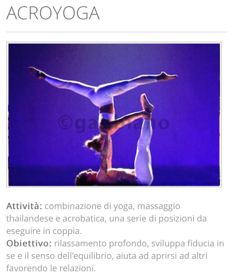 Acroyoga news