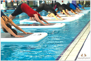 float fit gabbiano padova aquaphysical